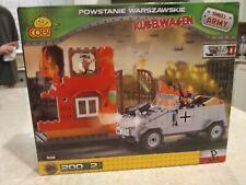 COBI 5511 POWSTANIE WARSZAWSKIE KUBELWAGEN