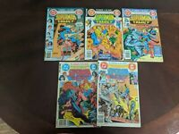 Great Bronze Age Comics! (Lot of 5) Superman Family