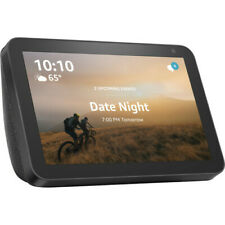 "Amazon Echo Show 8 - Charcoal Fabric. (Brand New)   8"" HD Screen"