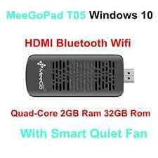 MeeGoPad T05 32GB Mini PC Windows 10 Compute Stick Quad-Core Intel Atom Z3735F