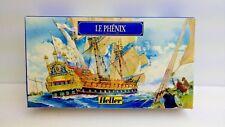 HELLER LE PHENIX Ship Kit  1/600 scale Perfect Factory Box Complete Kit  27 pcs.