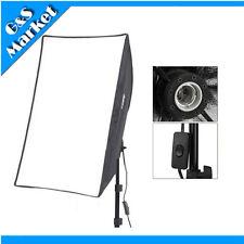 "Photo Studio Lighting Softbox Video Light 50*70cm/20*28"" Light head"