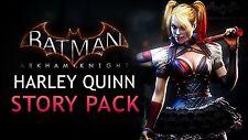 Batman Arkham Knight: Harley Quinn Story Pack DLC [Xbox One, Live] EMAIL SENT
