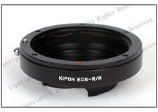 Kipon adapter Canon EOS to Leica M M10 M9-P M246 M240 M-P Ricoh GXR A12