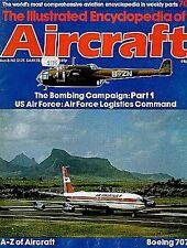 IEA 70 DE HAVILLAND CANADA DHC-1 CHIPMUNK / BOEING 707 / WW2 BOMBING CAMPAIGN