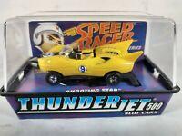 Speed Racer Shooting Star ThunderJet 500 Slot Car