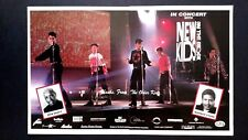 New Kids On The Block,Dick Scott & Maurice S.Rare Original Print Promo Poster Ad