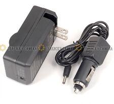 Battery Car Charger For Panasonic DMW-BCG10E BCG10GK DMC-ZS7 ZS8 ZR3 ZS20 DE-A66