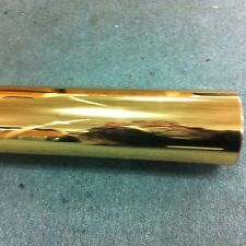 """Iron-on Heat Transfer Vinyl cutting film (FOIL02-Gold) for textile [20"""" x 10ft]"""