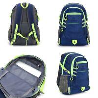 Waterproof BLUE 20 Litres High Visibility Bag Backpack Rucksack Daypack UNISEX