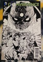CONVERGENCE #0 Stivers Sketch Variant Cover / DC Comics - N Mint