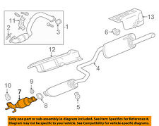 Chevrolet GM OEM 12-17 Sonic 1.8L-L4-Catalytic Converter 95437097