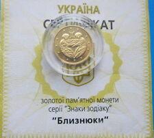 Au 999,9 Ukraine 2012 Pure Gold MALVA Coin 1//25 Oz Flower Flora Mallow