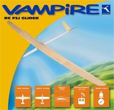 RC glider Vampire F3J/F3B Blejzyk 3,6M