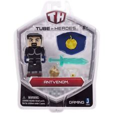 Tube Heroes AntVenom Figure With Accessory