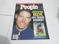 JUNE 12 1995 PEOPLE magazine (NO LABEL) UNREAD -  CHRISTOPHER REEVE accident
