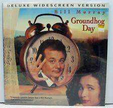 Groundhog Day (1993) Laserdisc Orig. Factory Sealed/ New/ Widescreen