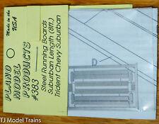 Plano #383 Steel Running Board -- Suburban Length, Trident Chevy Suburban