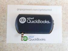 Intuit GoPayment Credit Debit Card Reader Quickbooks 3.5mm Jack Xlnt Go Payment