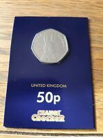 Peter Rabbit 50p Coin 2016 Uncirculated