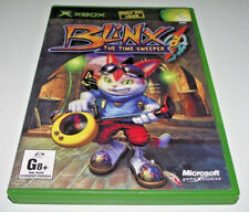 Blinx The Time Sweeper XBOX PAL *Complete*