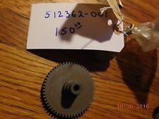 Ao Smith Meter 512362 001 Jack Shaft Pinion Gear