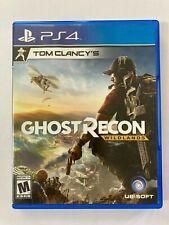Tom Clancy's Ghost Recon: Wildlands (Sony PlayStation 4, 2017)