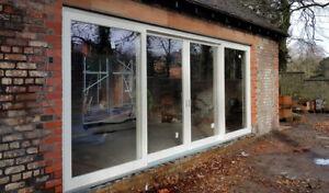 BRAND NEW Bespoke Timber Sliding Patio Doors ANY SIZE Double Glazed