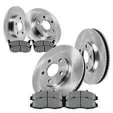 """Dodge Intrepid 16/"""" 17/"""" 98-00 Brake Disc Rotors FRONT"""