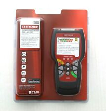 Craftsman OBD2 + ABS Diagnostic Code Reader Automotive Tool 091655