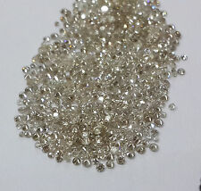 200pc 1-1.1mm 1.2cts Total Natural Loose Wholesale Diamond Lot I Clarity J Color