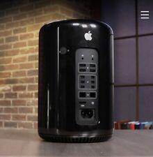  Mac Pro 2013 | 6 Core 12T 3.5GHz | 48GB RAM | 2X D300 2GB | 250GB FLASH