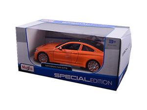 Maisto Special Edition BMW M4 GTS 1:24 Scale