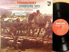 PHILIPS ITALY Tchaikovsky HAITINK 1812 Overture/Slavonic March 6880 039