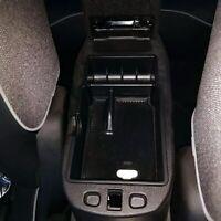 Interior Armrest Center Storage Organizer Case For  Fiat 500X 2014 Onwards