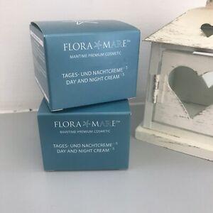 Flora Mare Day And Night Cream 30ml X 2