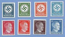 Nazi Germany Third Reich Nazi Swastika Eagle Hitler Stamp lot MNH WW2 Era #30