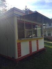 Portable Concession building