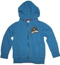 ♦TOP♦ Coole Boys Sweatjacke in Kobaltblau mit Cobra Stick von ~ NAME IT ~ Gr.116