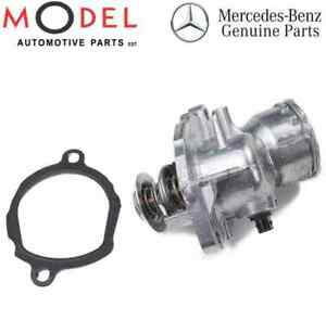 Mercedes-Benz Genuine Engine Coolant Thermostat 2722000515 Engine M272 M273