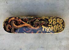 Zero 'Octopus' Sample Deck Signed By Jamie Thomas