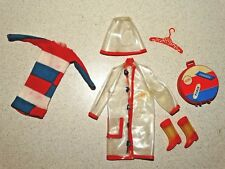 Barbie:  Francie VINTAGE Complete CLEAR OUT Outfit!