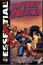 Marvel Comics Essential Captain America Vol 4 TP Stan Lee Gerry Conway Colan