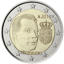 Luxembourg / Luxemburg - 2 Euro Coat of arms of the Grand Duke