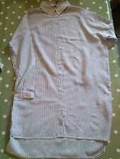 Next Ladies Luxe Collection Striped  Nightshirt 6/12/14/16 RRP £22 BNWT!!