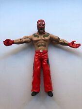 Royaume-Uni Kane en fibre de verre WWE WWF Catch Costume Déguisement Masque enfant adulte