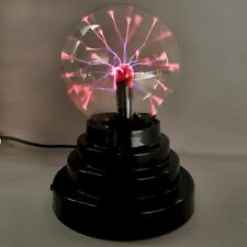 USB Mini Plasma Ball - Amazing Static Electricity Light Show! Ideal Gift