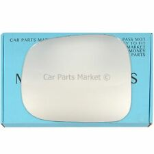 Left side Convex Wing door mirror glass for LDV cub 96-02