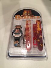 "New Garfield Digital Watch ""GARFIELD THE MOVIE"" New In Package - 2004"