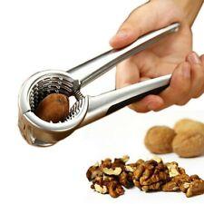 Alloy Nutcracker Chestnut Clip Nut Sheller Cracker Walnut Plier Opener Cast Tool